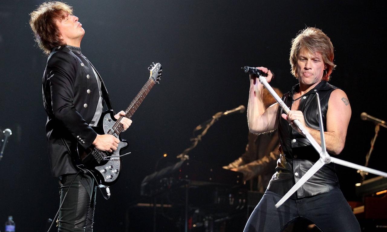 Bon Jovi en concierto - 1280x768