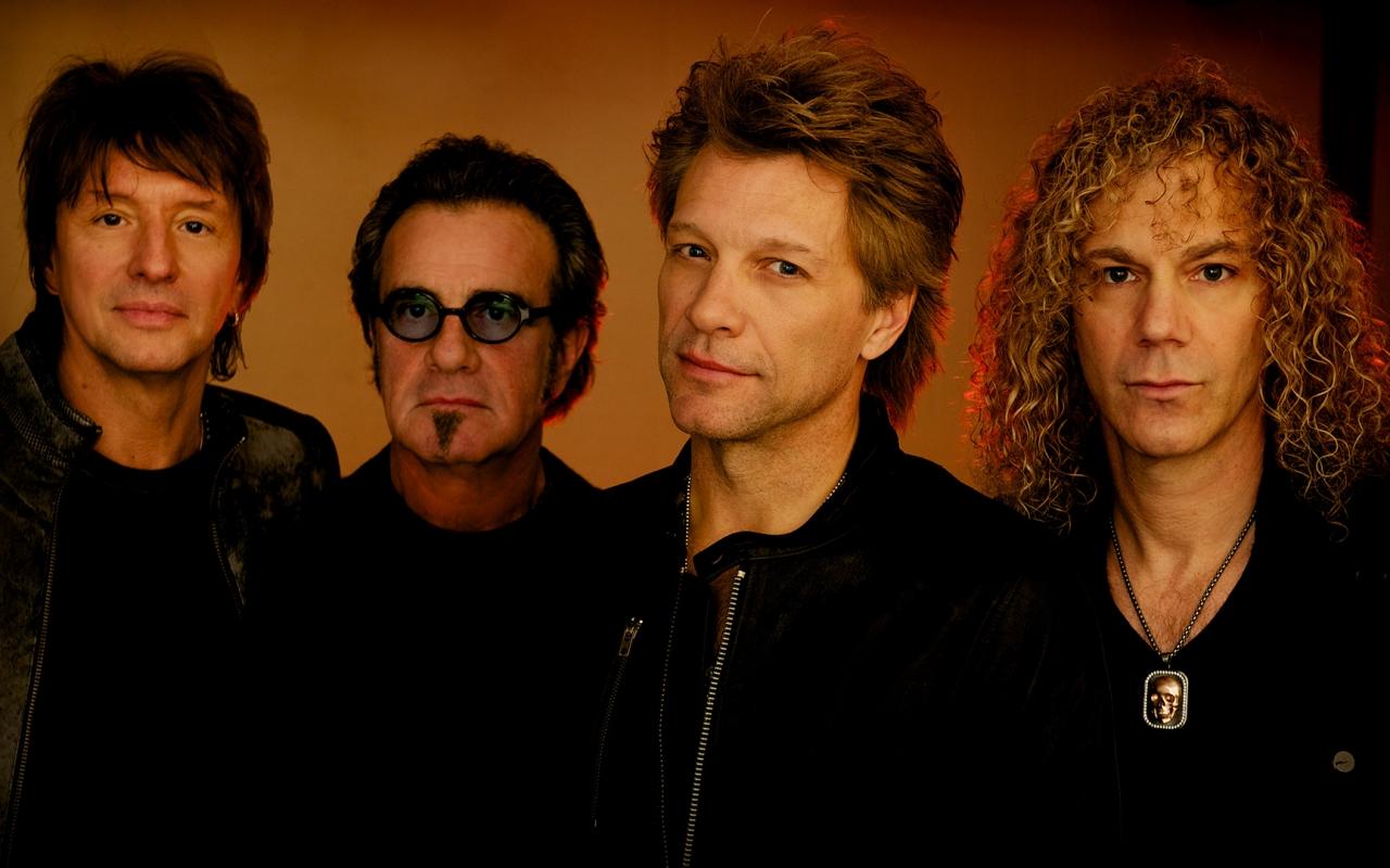 Bon Jovi - 1280x800