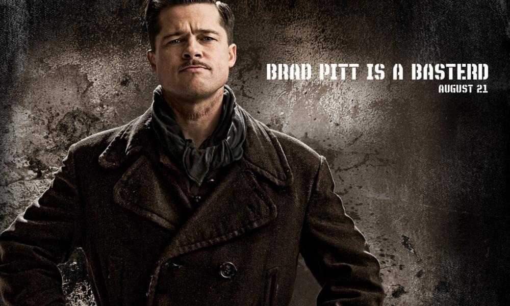 Brad Pitt actor - 1000x600