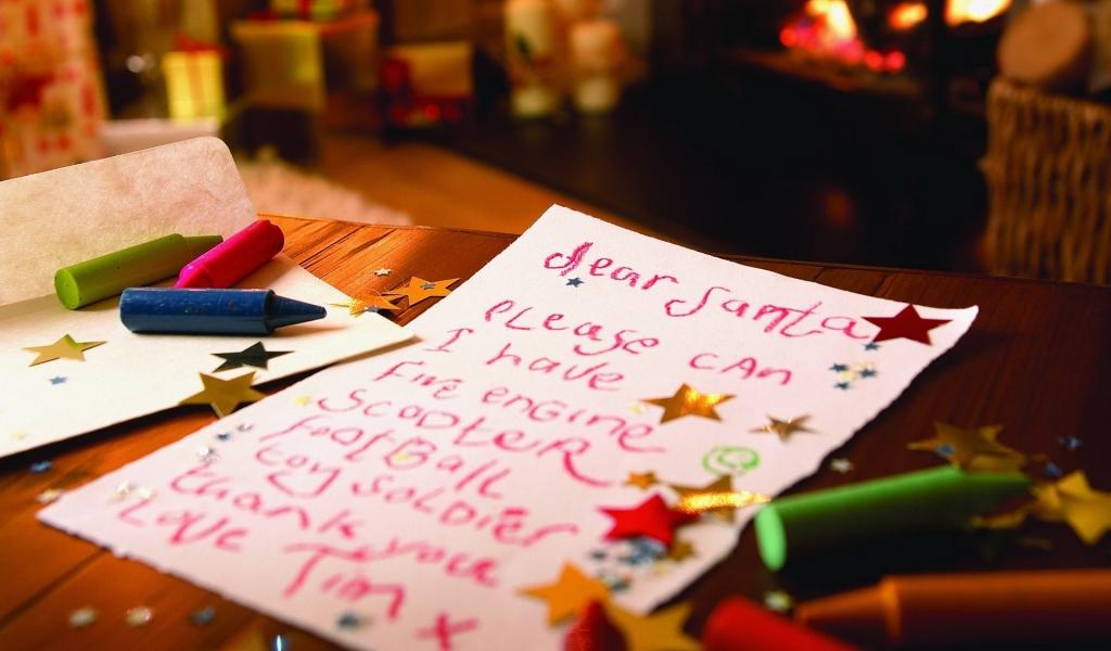 Carta a Santa Claus - 1024x600