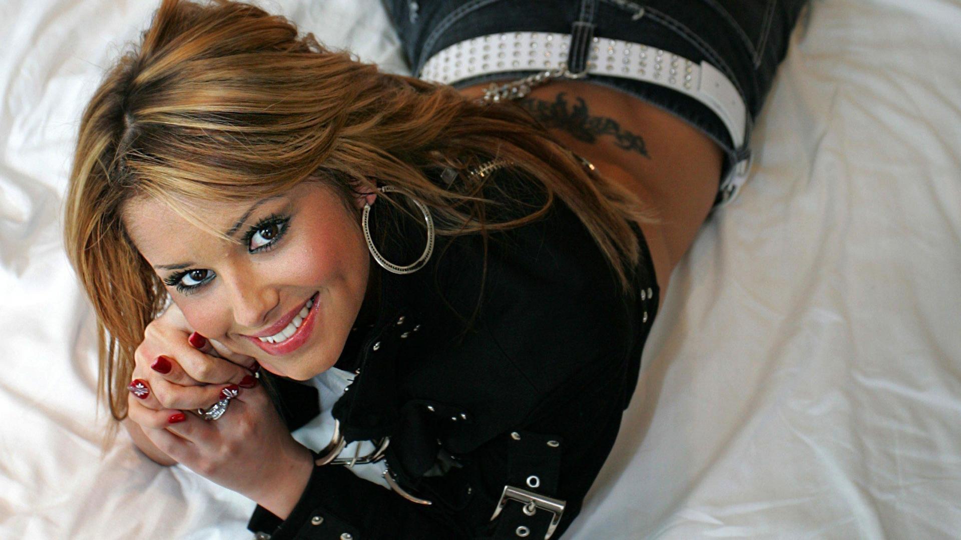 Cheryl Cole con tatuaje - 1920x1080