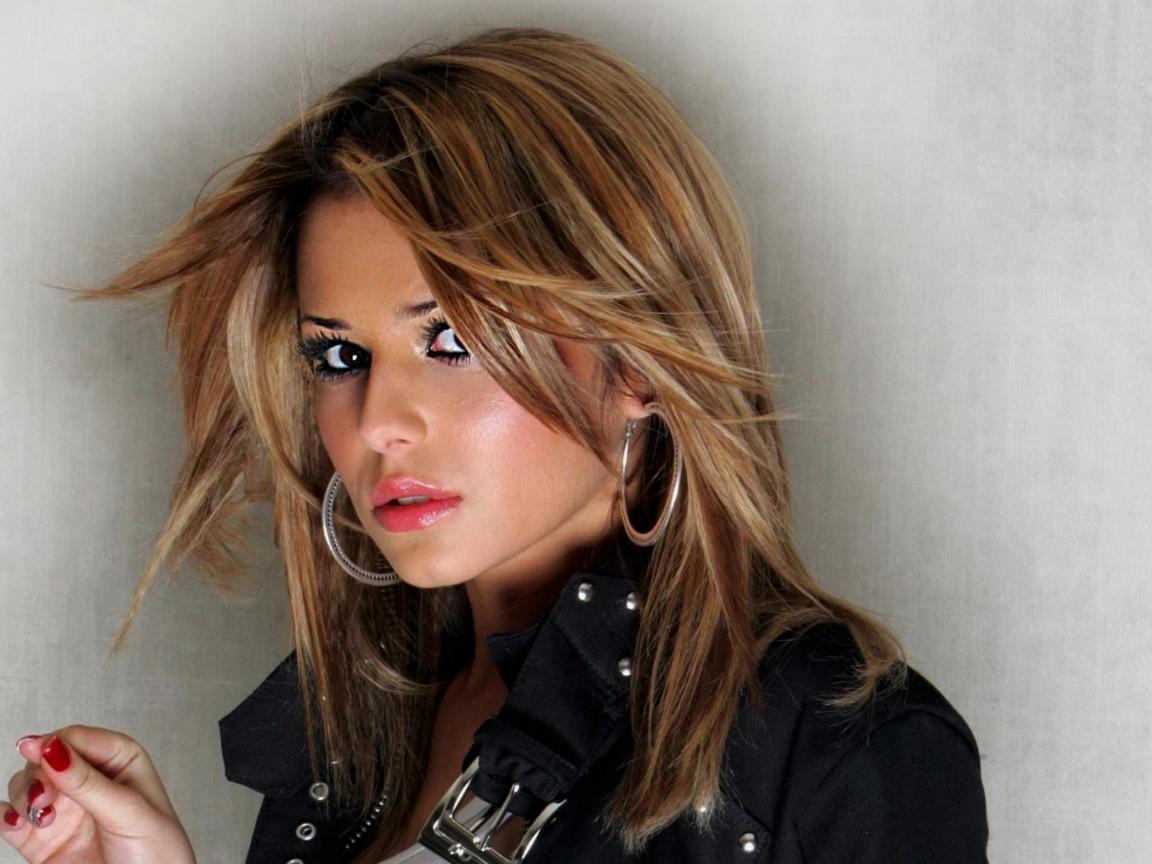 Cheryl Cole rostro - 1152x864