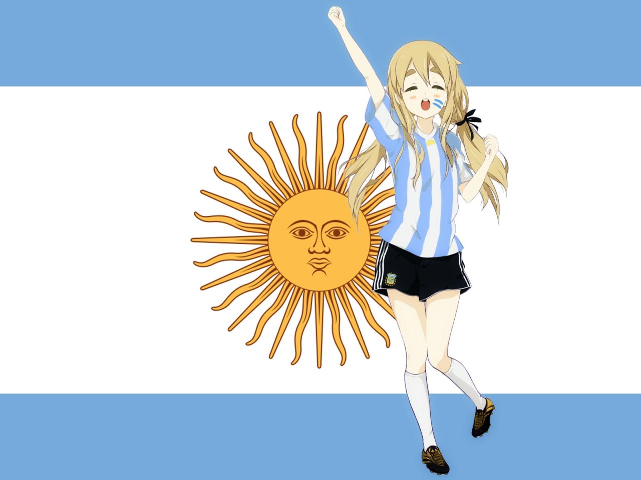 Chica K-ON de Argentina - 1280x960