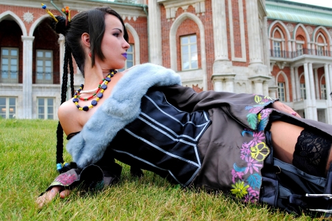 Chicas con Cosplay - 480x320