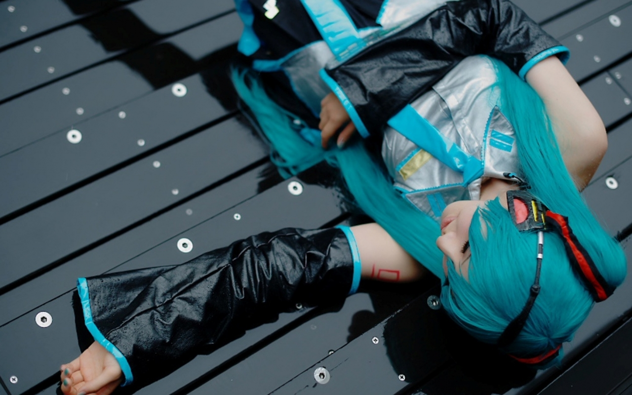 Chicas Cosplay - 1280x800