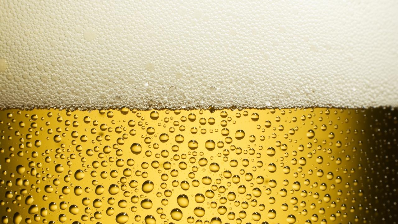 Vaso de cerveza - 1280x720