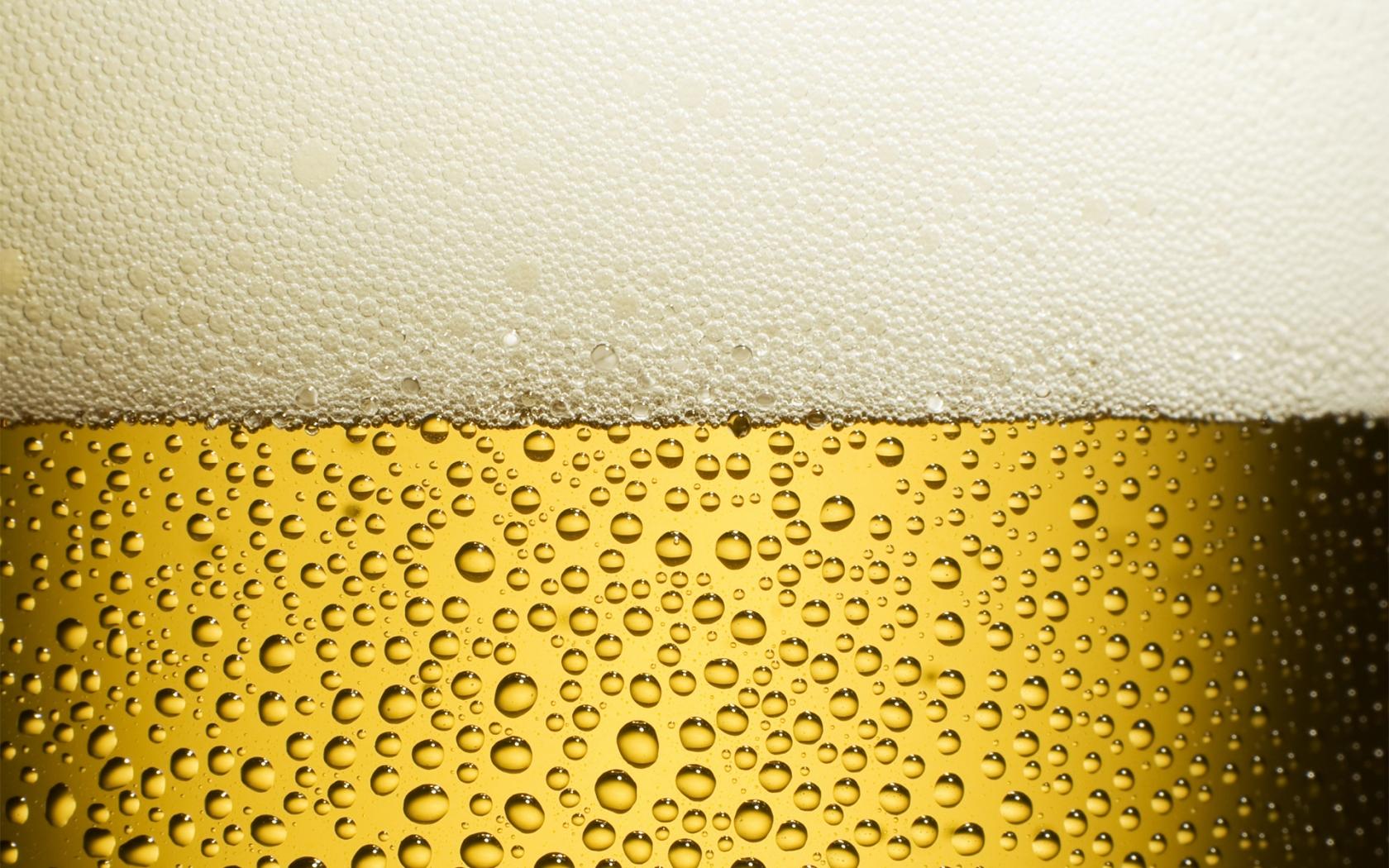 Vaso de cerveza - 1680x1050