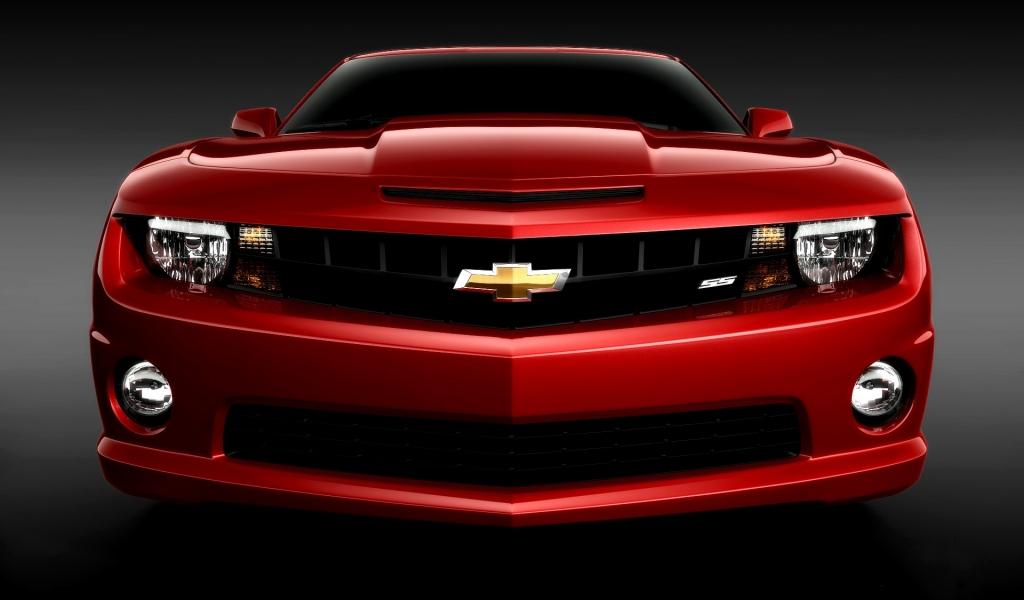 Chvrolet Camaro Rojo Hd 1024x600 Imagenes Wallpapers Gratis Vehiculos Autos Fondos De