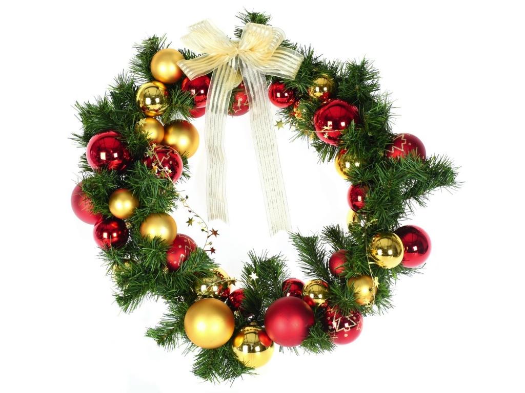 Coronas para navidad - 1024x768