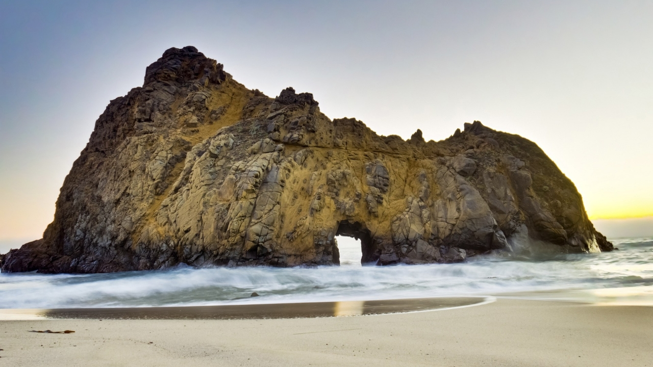 Cuevas playa - 1280x720