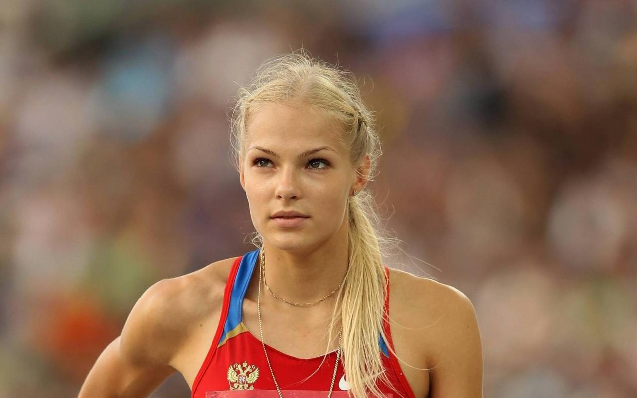 Darya Klishina - 1280x800