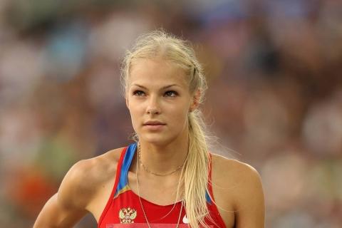 Darya Klishina - 480x320
