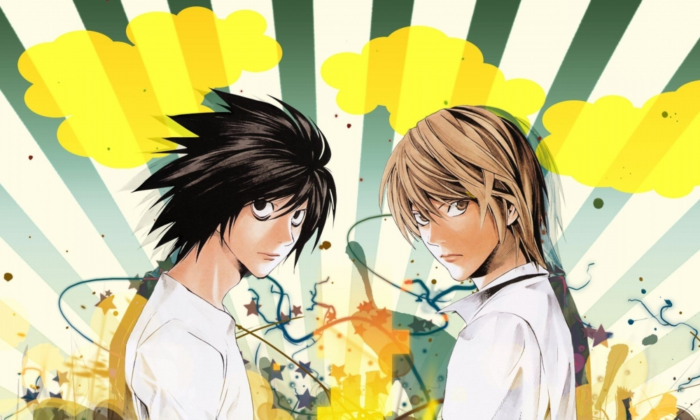 Death Note - 1000x600