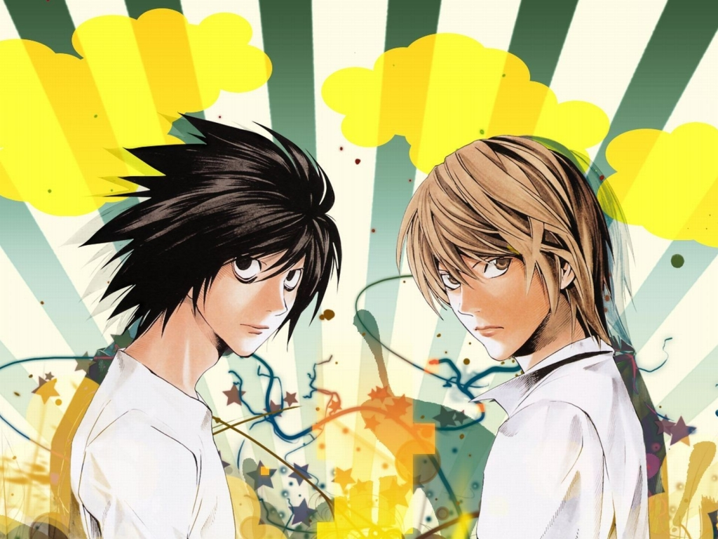Death Note - 1024x768