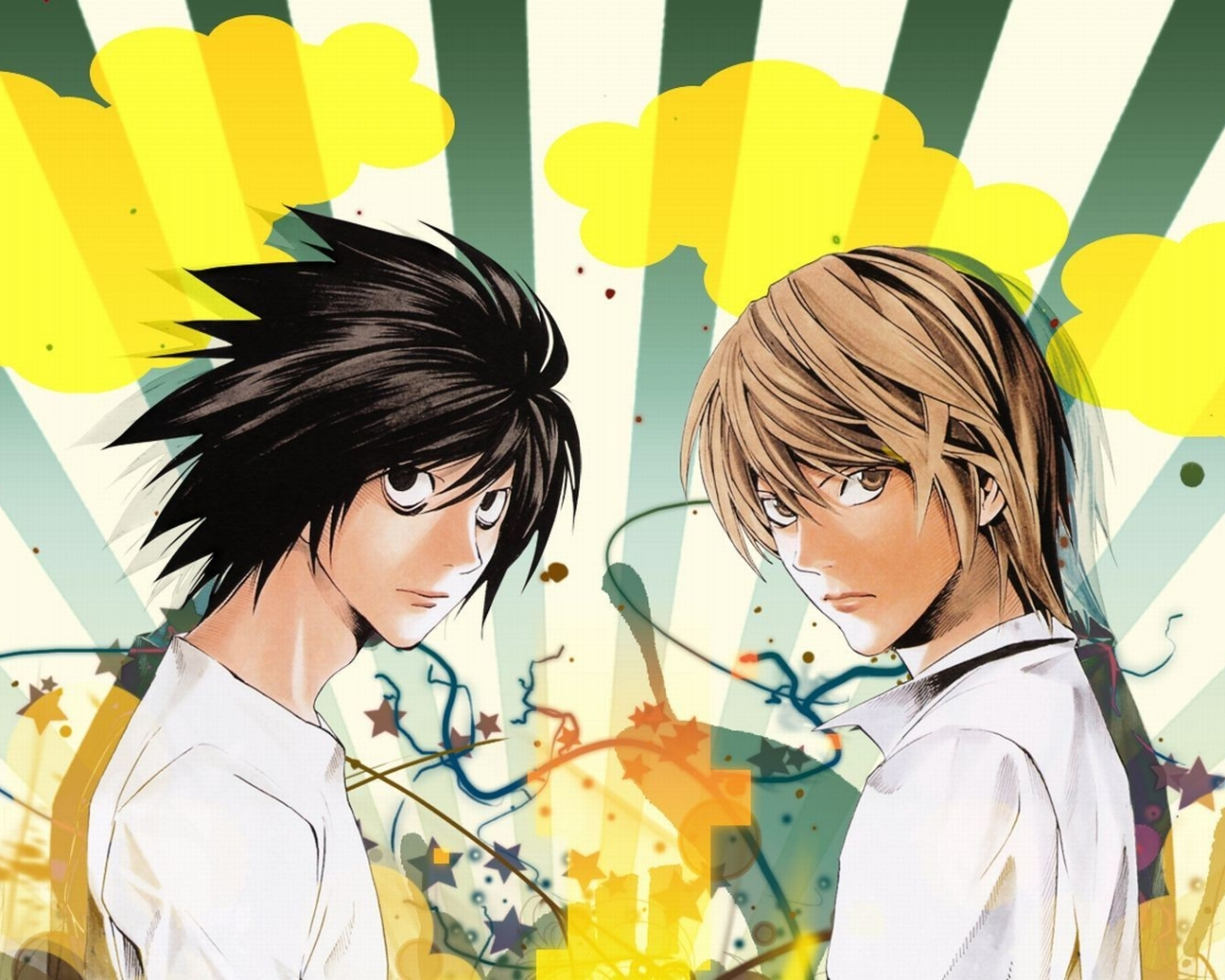 Death Note - 1280x1024