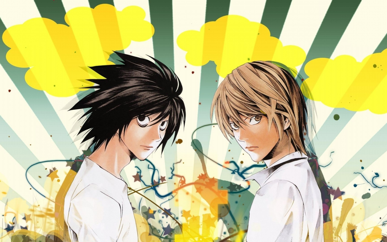 Death Note - 1280x800