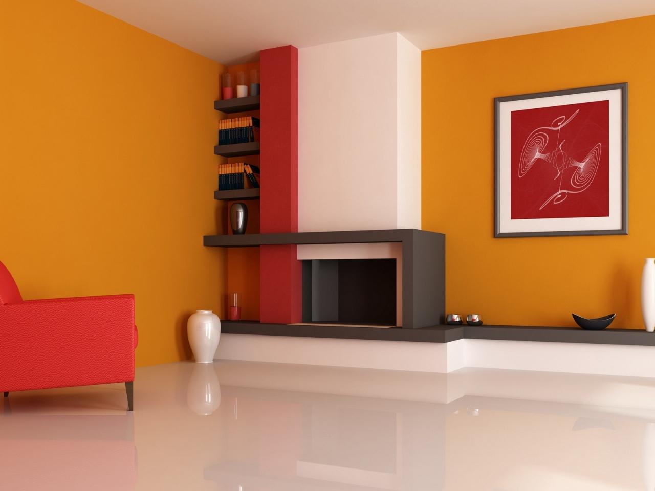 Decoración de una casa - 1280x960