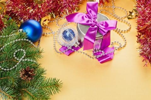 Decoración para árbol de navidad - 480x320