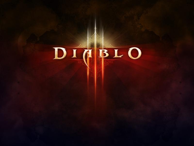 Diablo 3 - 800x600
