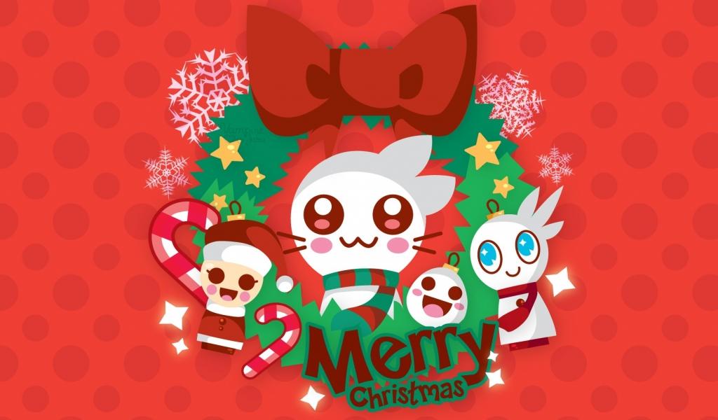 Dibujos para navidad - 1024x600