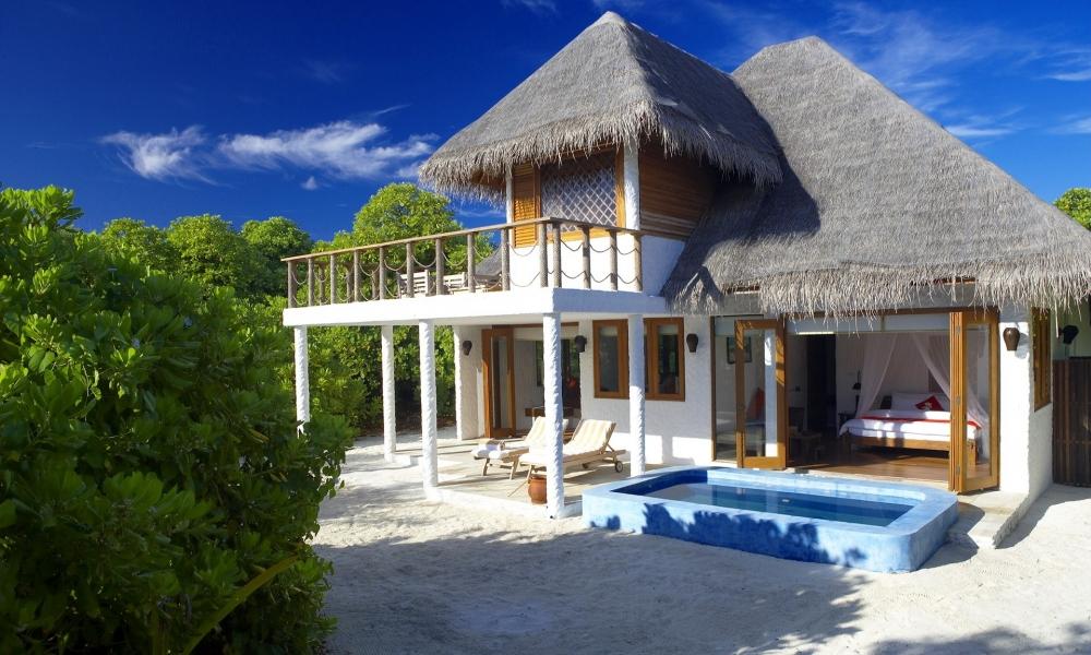 Diseño de casa de playa - 1000x600