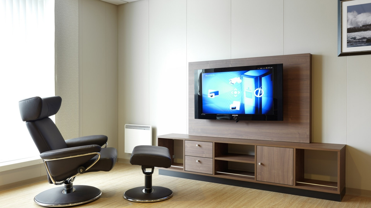 Dise o de sala de televisi n hd 1280x720 imagenes for Wallpaper home theater