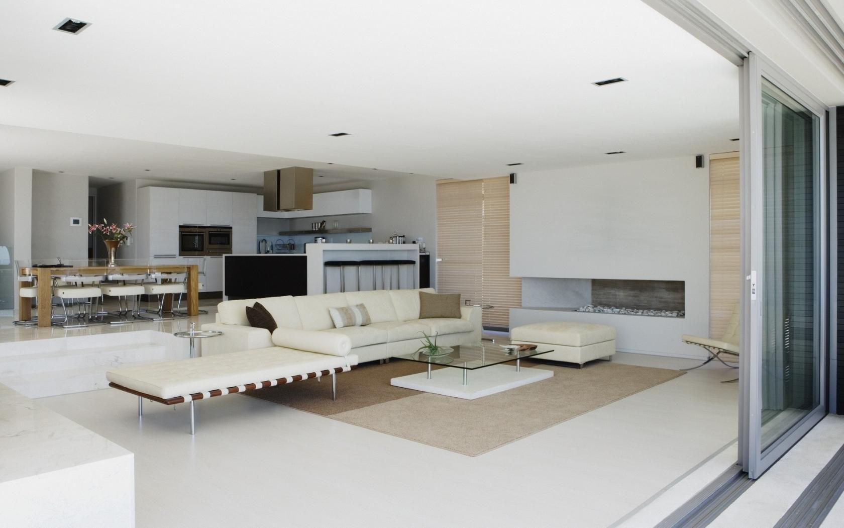 Diseño de sala comedor - 1680x1050