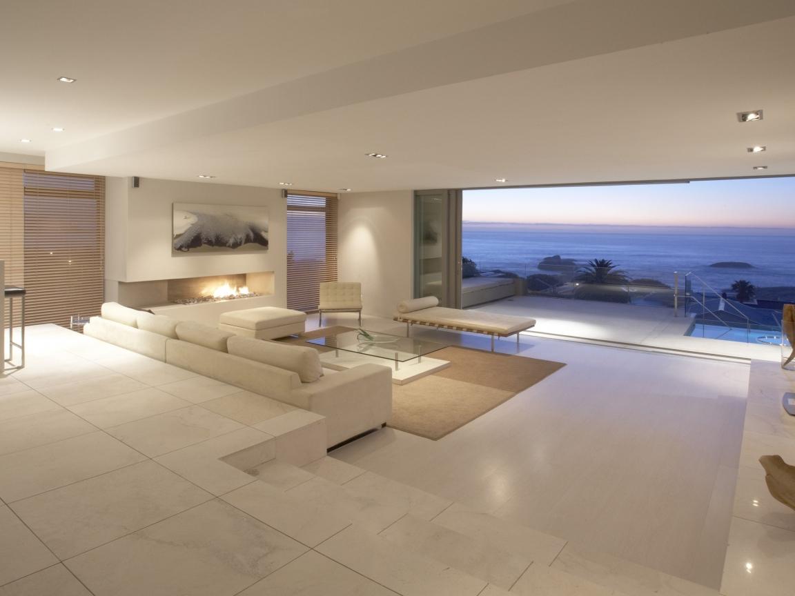 Diseño de una casa de Playa - 1152x864