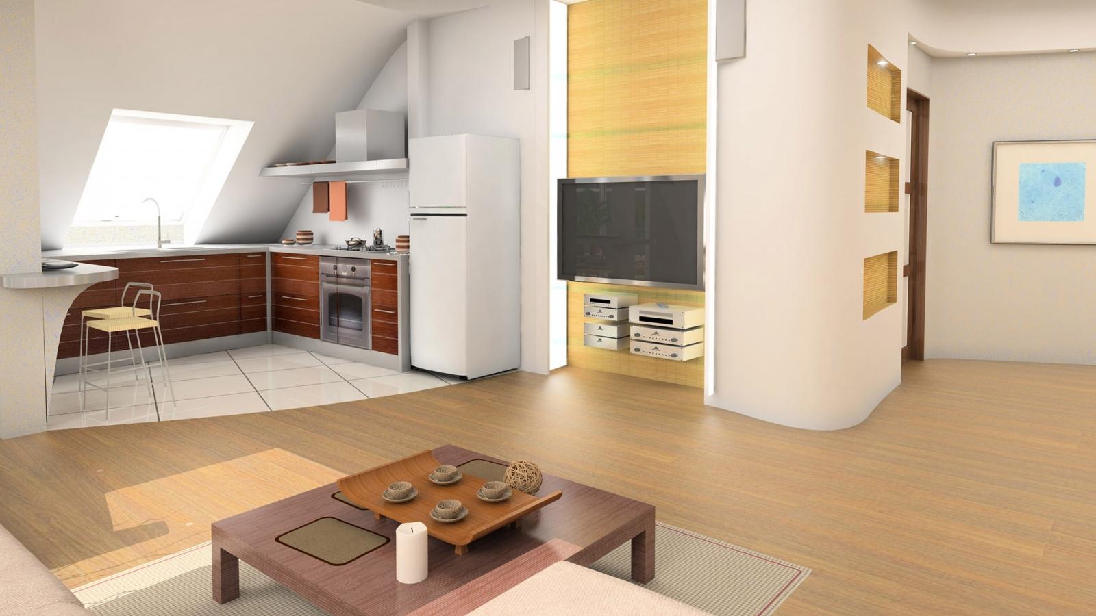 Dise o de una cocina hd 1600x900 imagenes wallpapers - Diseno de cocina ...
