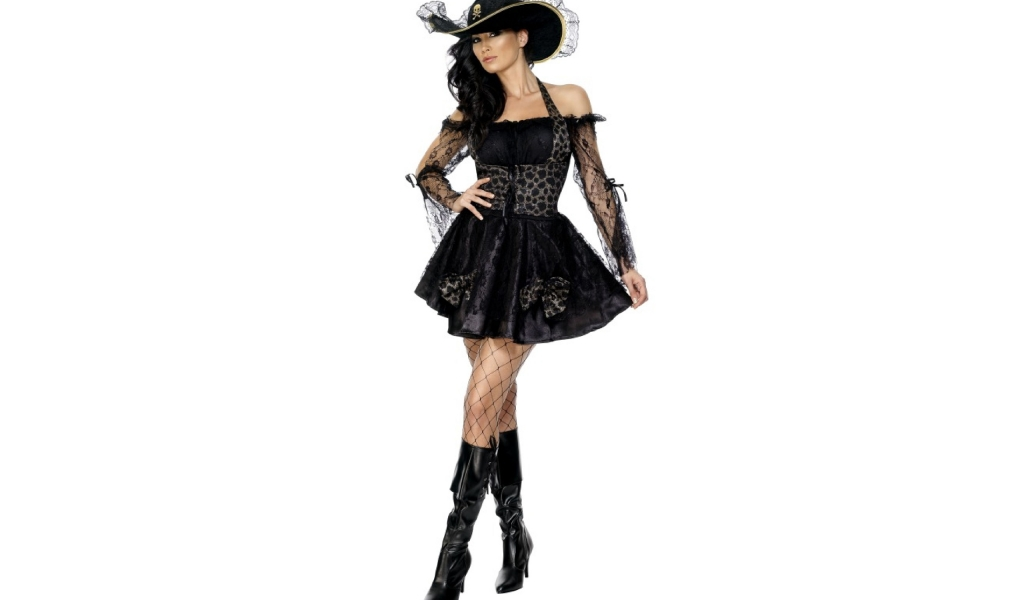 Disfraz de pirata elegante - 1024x600