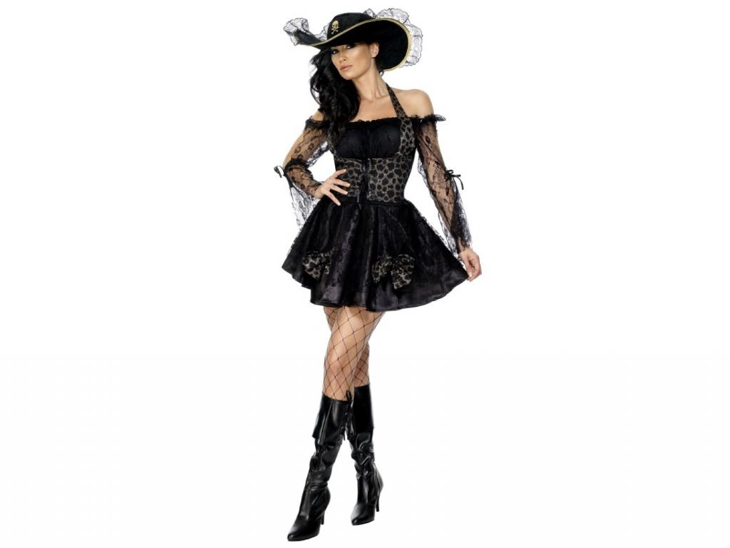 Disfraz de pirata elegante - 1024x768