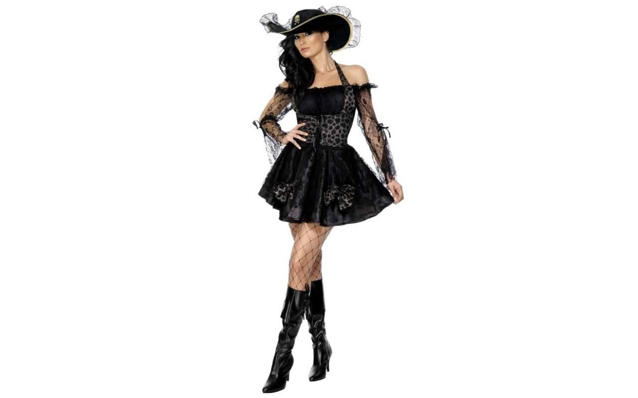 Disfraz de pirata elegante - 1280x800