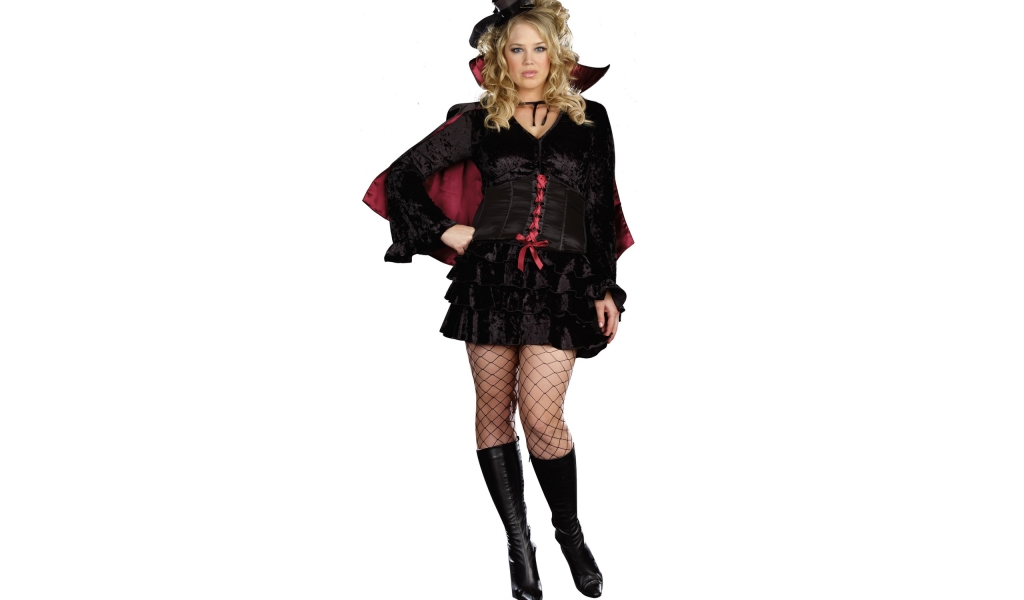 Disfraz de rubia vampira - 1024x600