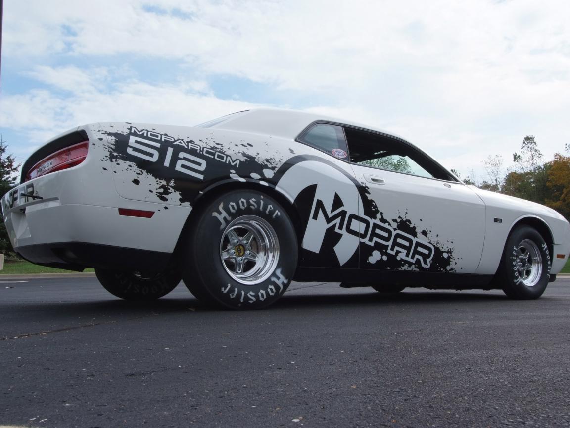 Dodge Challenger - 1152x864