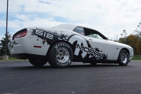 Dodge Challenger - 480x320