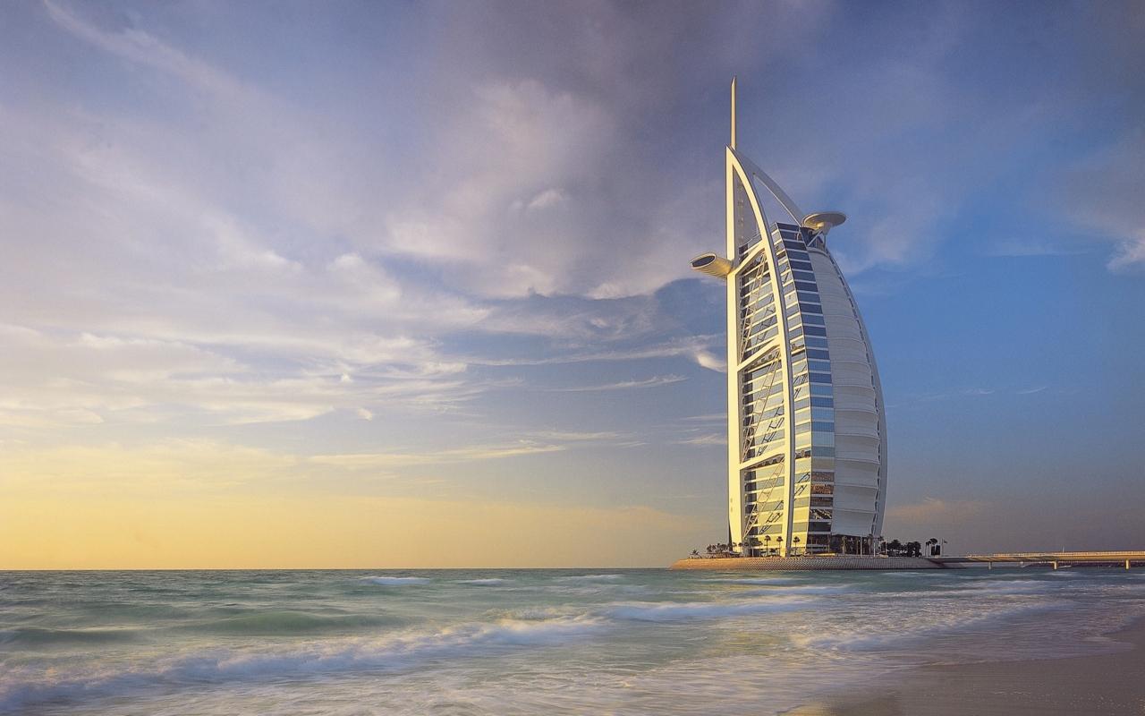 Dubai playas - 1280x800