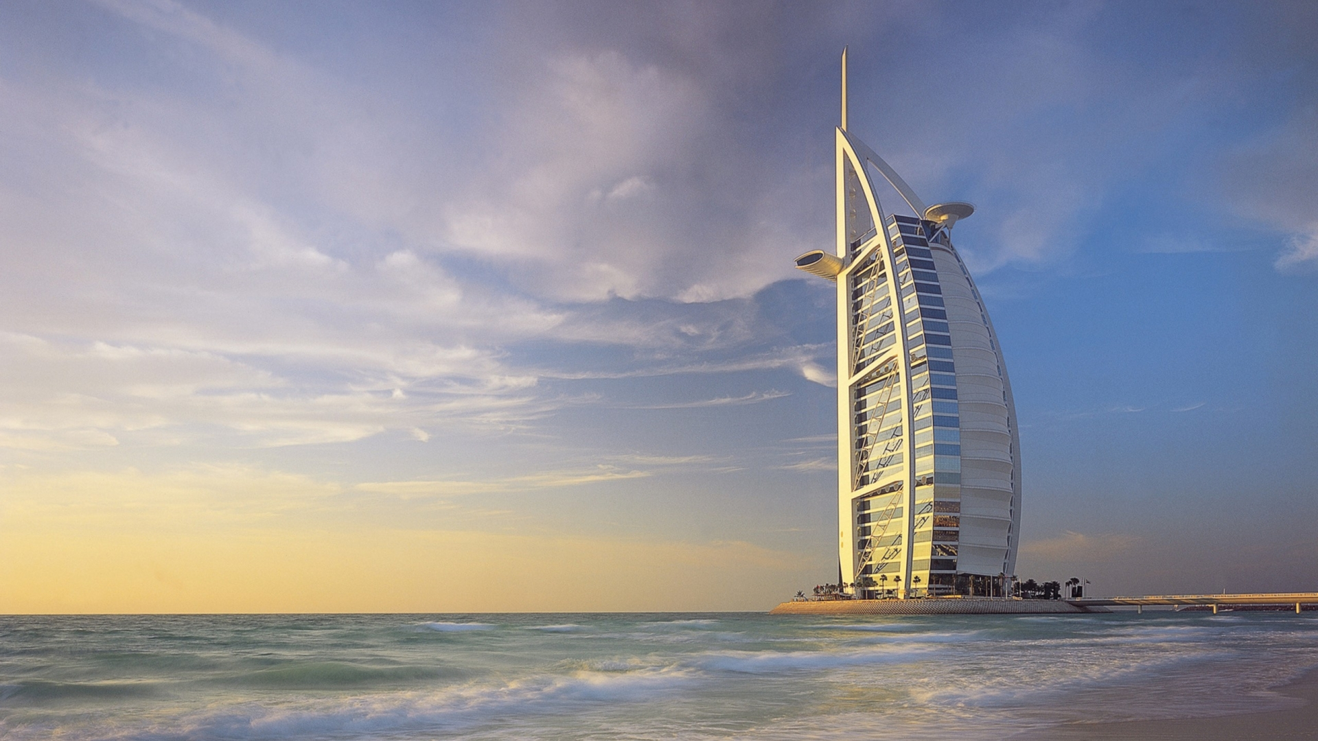 Dubai playas - 1920x1080