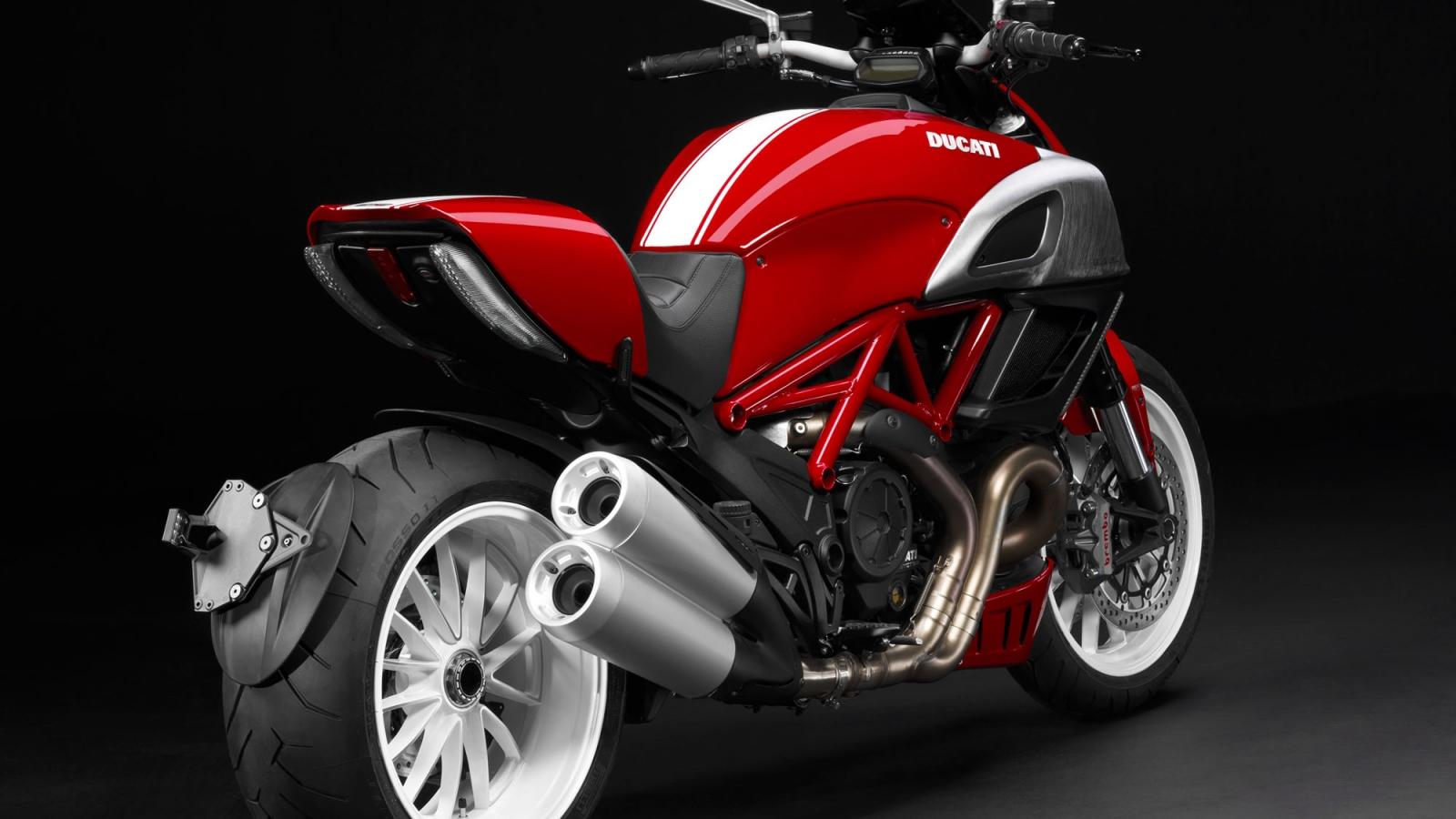 Wallpapers De Motos Fondos De Motos: Ducati Diavel Hd 1600x900