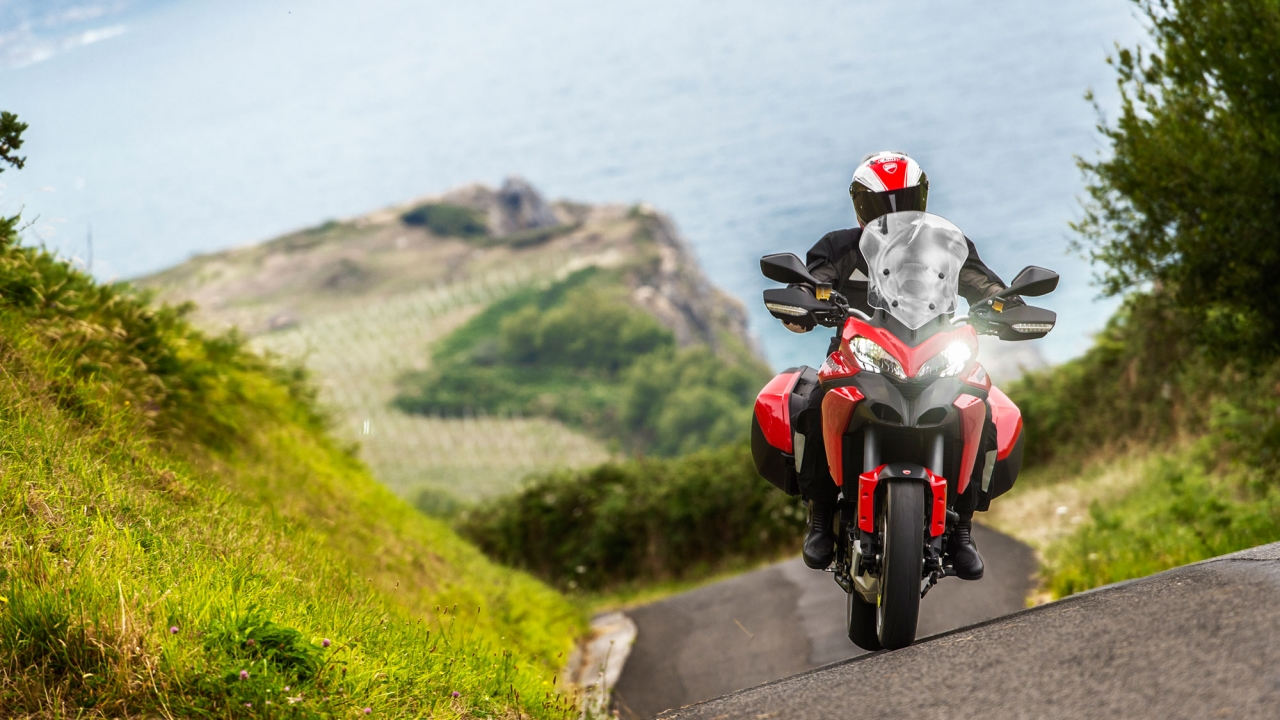 Ducati Multistrada - 1280x720