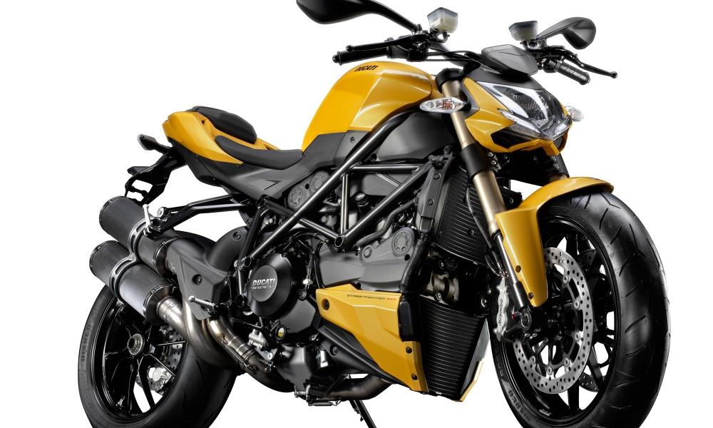 Ducati Streetfighter 848 - 1000x600