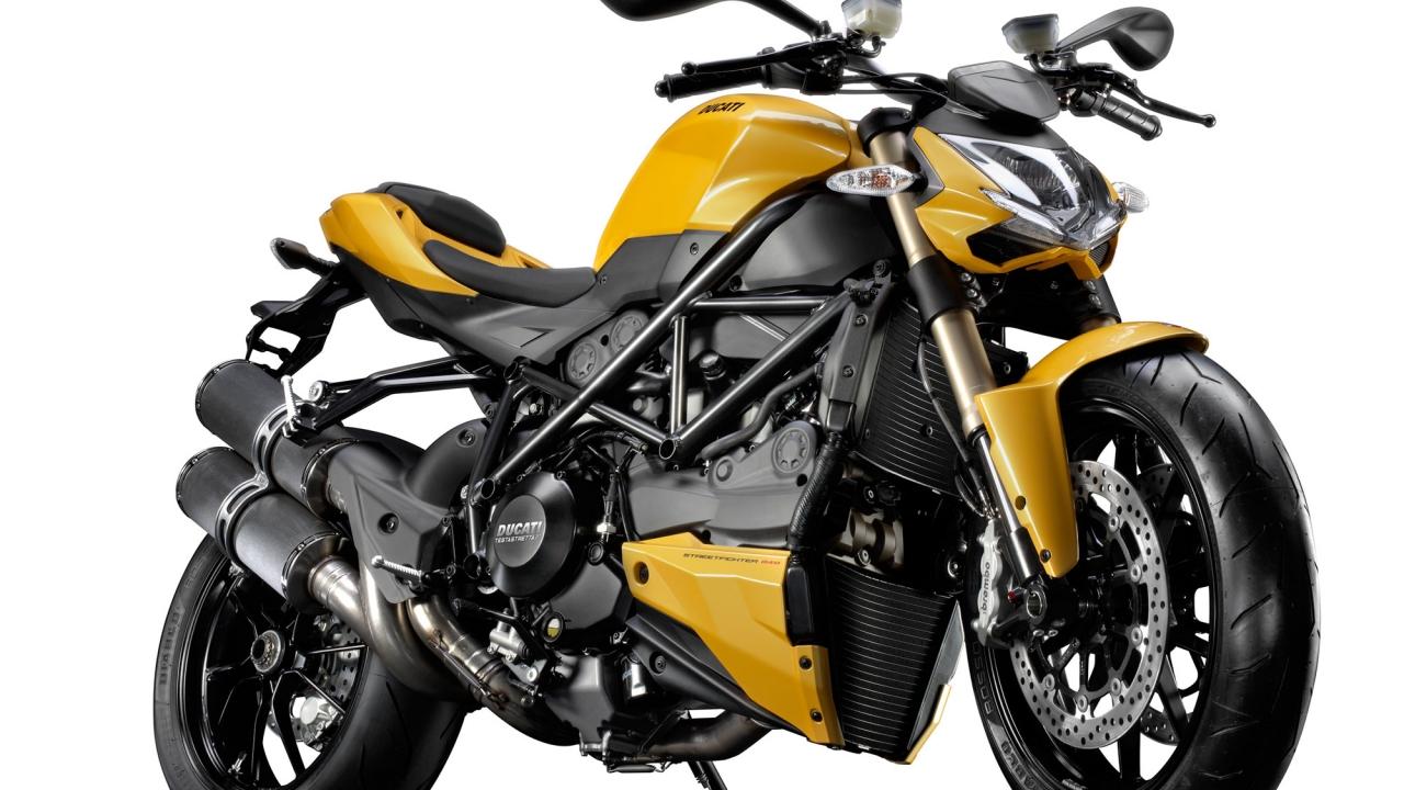 Ducati Streetfighter 848 - 1280x720