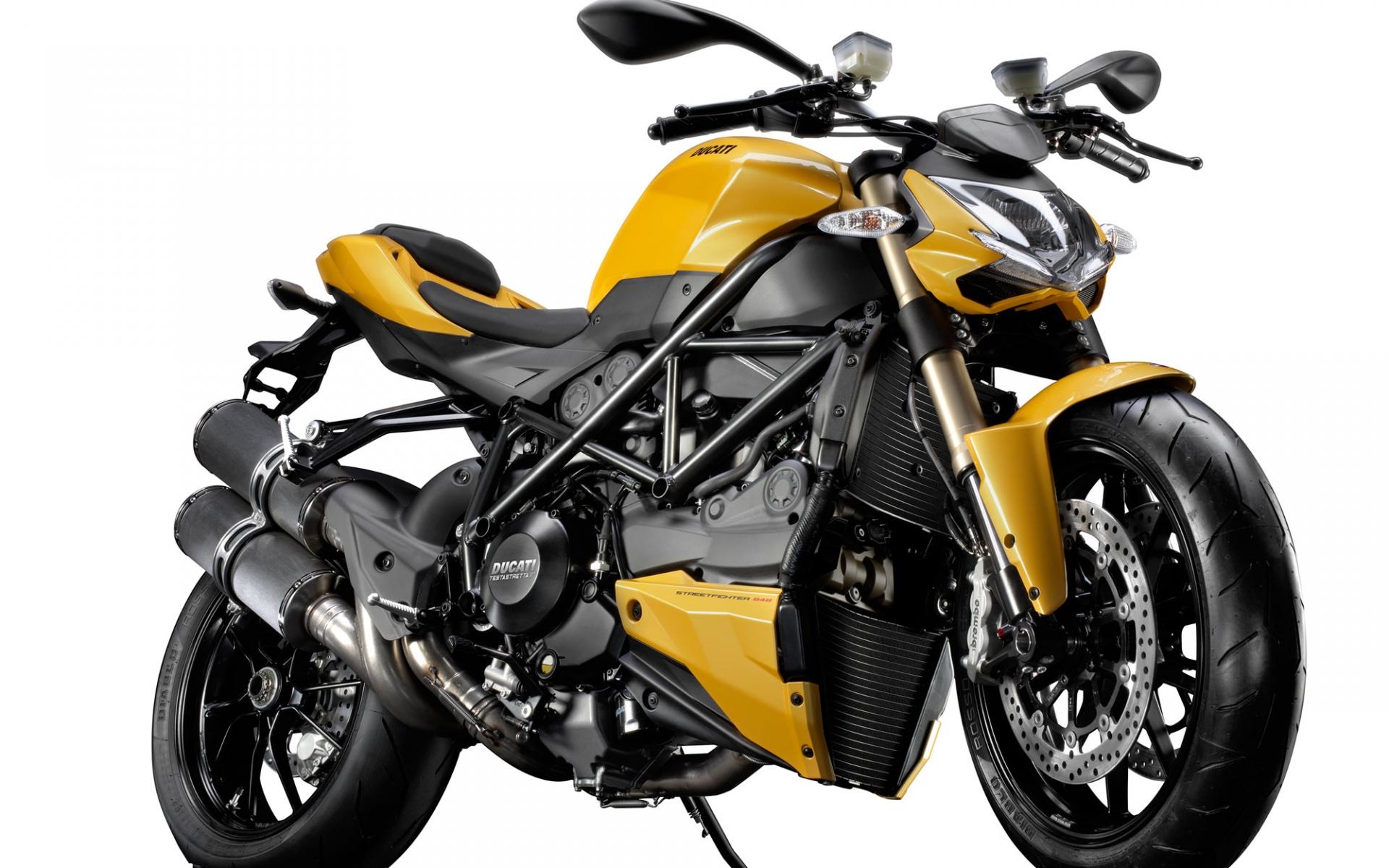 Ducati Streetfighter 848 - 1920x1200