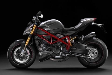 Ducati Streetfighter S - 480x320