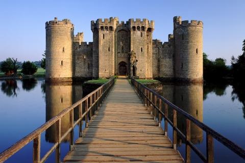 El castillo Bodia en Inglaterra - 480x320