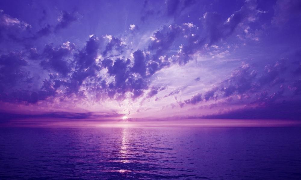 El cielo morado - 1000x600