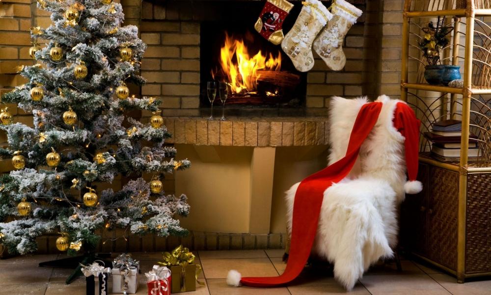 El disfraz de Papa Noel - 1000x600