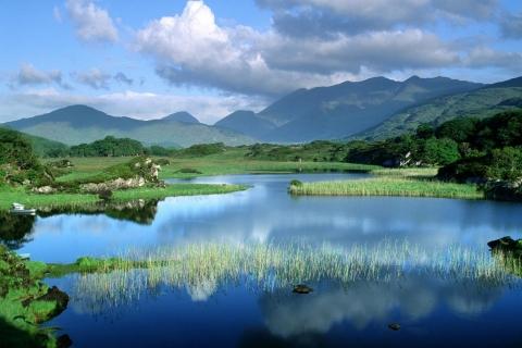 El lago azul - 480x320