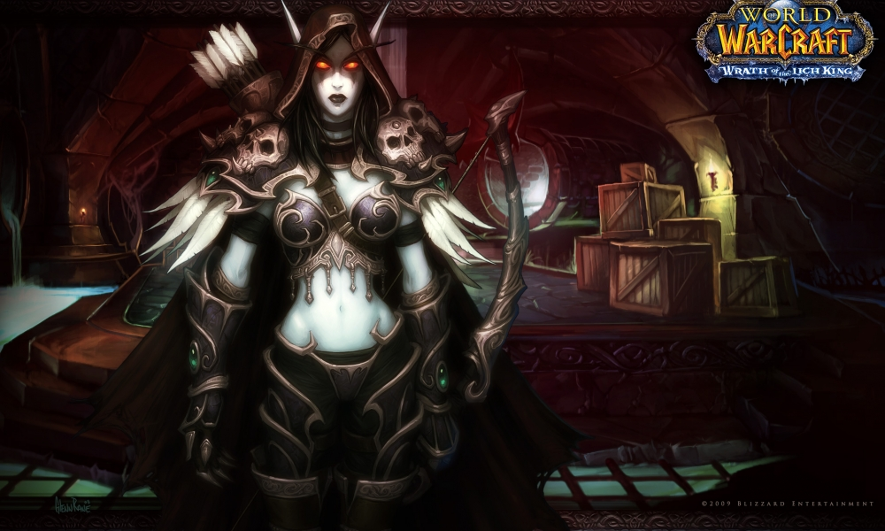 El mundo de Warcraft - 1000x600