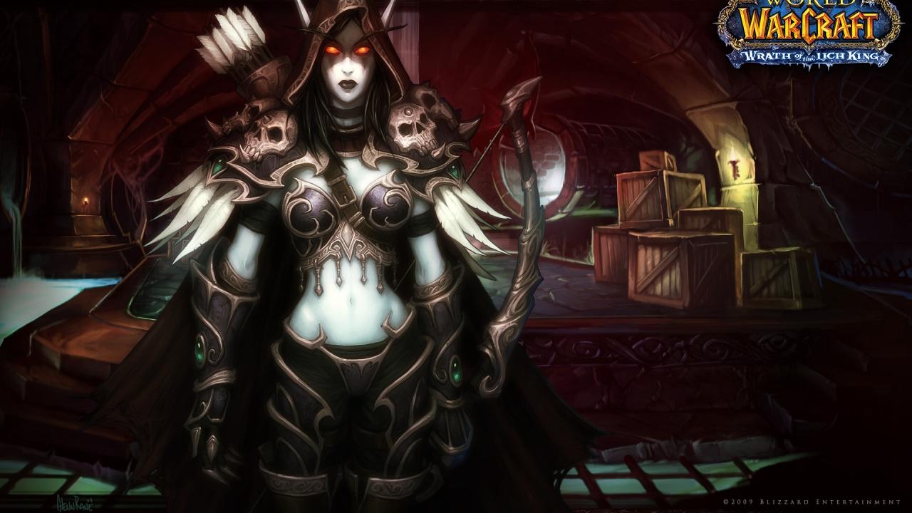 El mundo de Warcraft - 1280x720