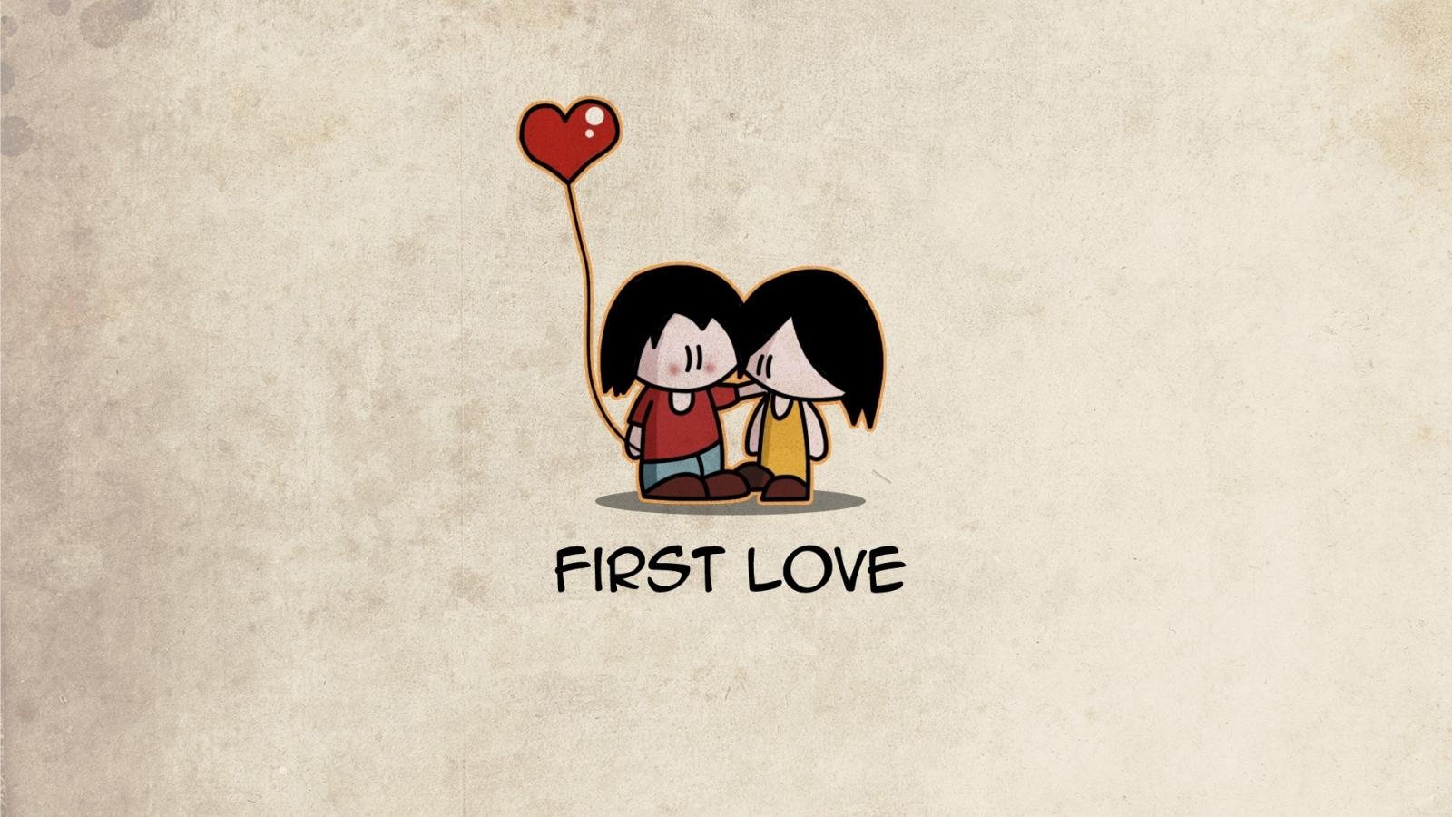 El primer amor - 1600x900